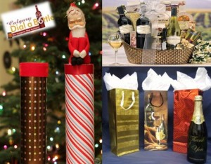 Gifts Wrapping Services by Calgary Dial A Bottle