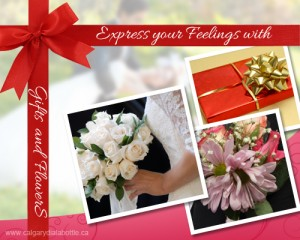 Express your Feelings with Gifts and Flower