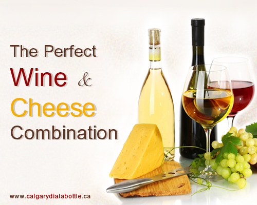 The Perfect Wine and Cheese Combination