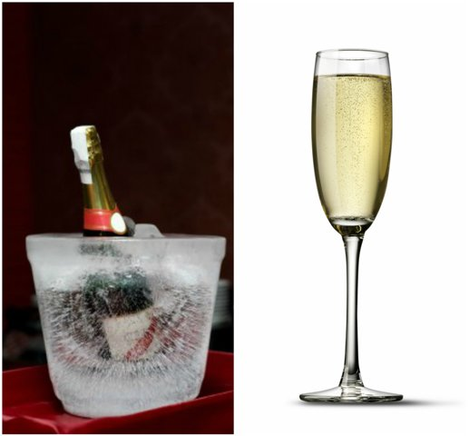 Etiquette of Drinking Champagne
