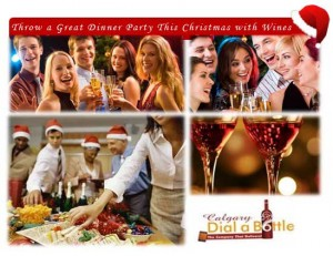 Celebrate Christmas Dinner Party