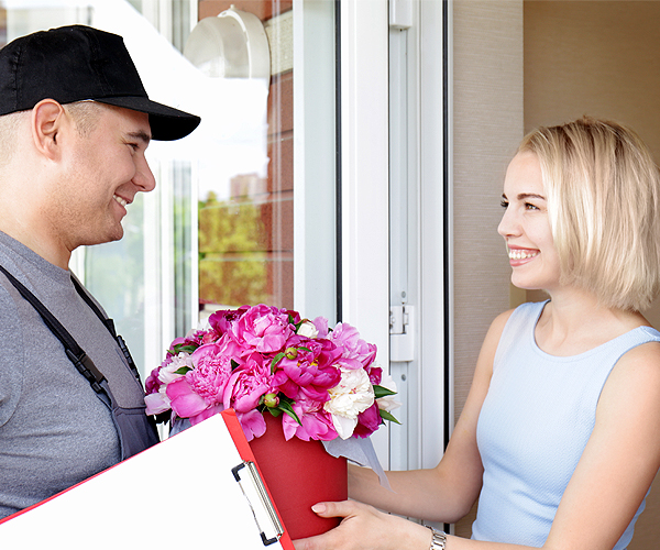 Flowers and gift delivery Calgary